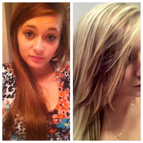 hairstyle makeovers before and after long hair makeovers before and after