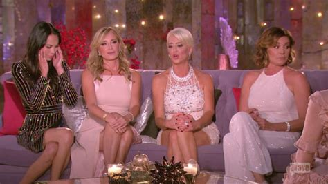 rhony reunion preview the explosive real housewives of new york three