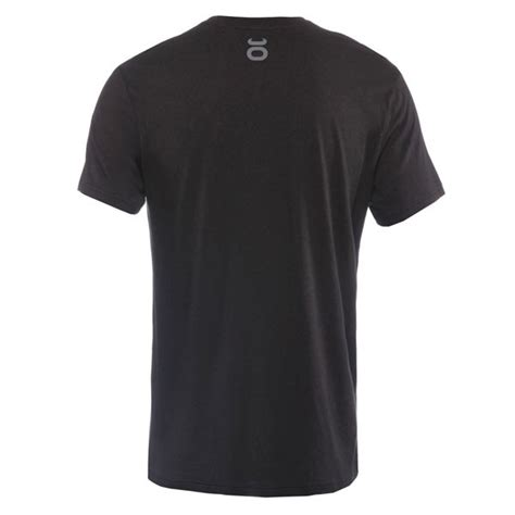 Tshirt Jaco Kanji Abu jaco kanji ii performance v neck t shirt black