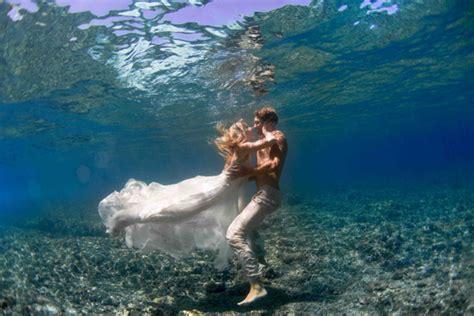 Wedding Underwater by Underwater Wedding Photos0003 Image 379513 Polka Dot