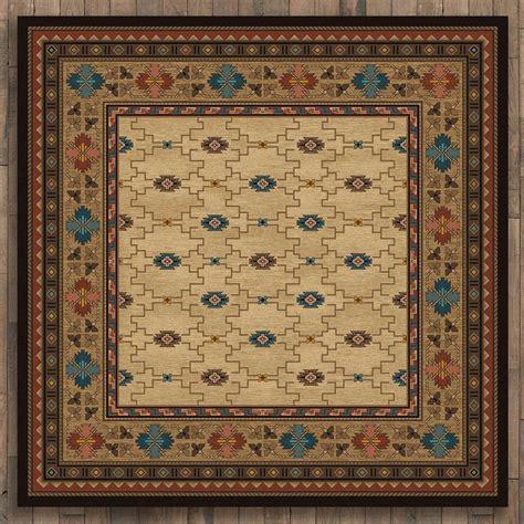 rugs 8 ft rustic elegance rug 8 ft square