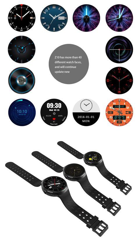 Smartwatch Z10 z10 smartwatch phone dynamic silver