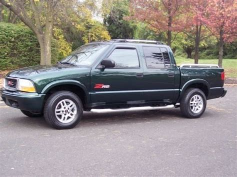 2004 gmc sonoma zr5 sell used 2004 gmc sonoma sls crew cab 4x4 zr5 edition