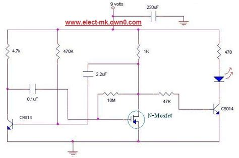 transistor c9014 circuit 28 images four prelifier circuits using transistors npn transistor