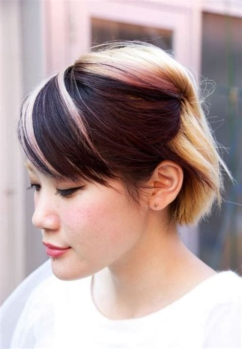 short cut with chinese bang 25 gorgeous asian hairstyles for girls