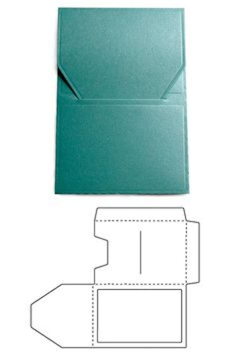 Paper Credit Card Holder Template 1000 Images About Crafts Die Cut Boxes Etc On Mars Craft Supplies And Templates
