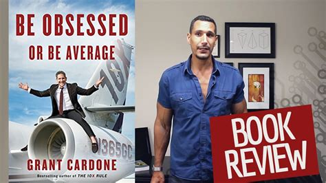 be obsessed or be quot be obsessed or be average quot book review youtube
