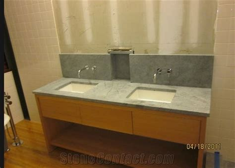 Cutting Soapstone Countertops - soapstone vanity countertops barroca grey soapstone bath
