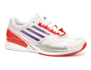 new adidas adizero feather ii mens tennis shoes v21125 all