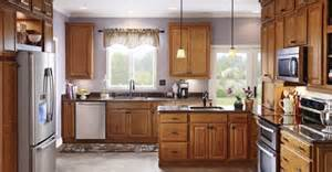 diamond prelude kitchen cabinets diamond prelude halston oak in hazel lowes blue or green