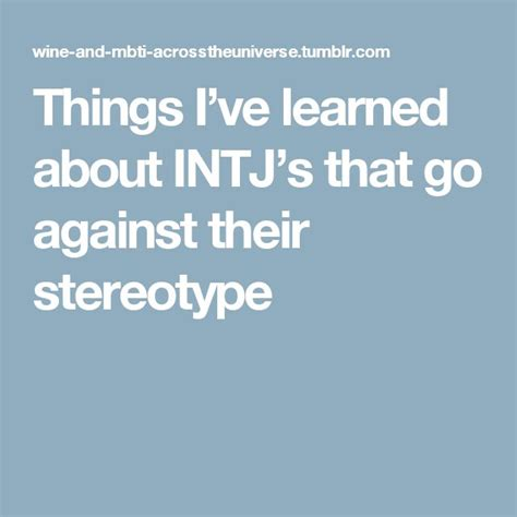 What I Learned From My Mba by 249 Best Unicorn Intj Mba Images On
