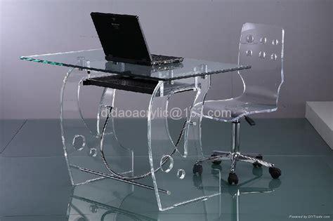 Acrylic Computer Desk Acrylic Dining Sets Other Acrylic Computer Desk
