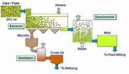 Image result for Solvent Extraction of Sunflower oil