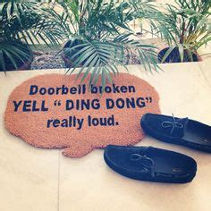 Ding Mats by Doormats On Coir Doormats And Products
