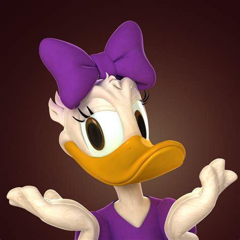 Donald 3d Model Free