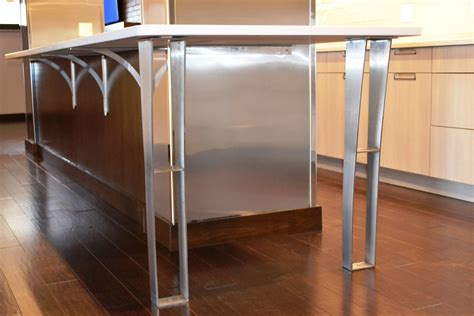 kitchen island legs metal kitchen beautiful kitchen island legs metal with wonderful