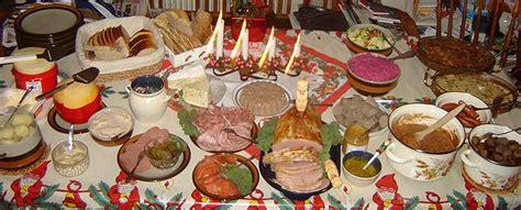 panamanian foods on christmas file julbord jpg wikimedia commons