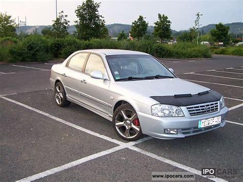 2002 Kia Magentis 2002 Kia Magentis 2 5 V6 Lpg Leather Chrome Rims