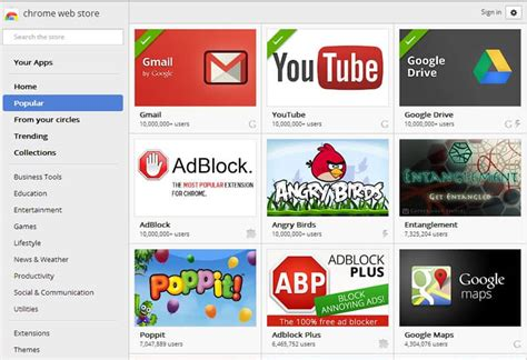 chrome google webstore traffic benefits from adding your web site to the chrome