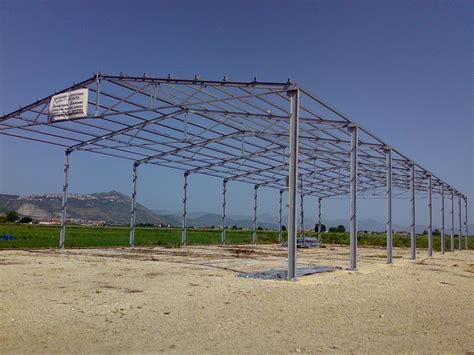 costruzione capannoni agricoli carpenteria metallica compagno