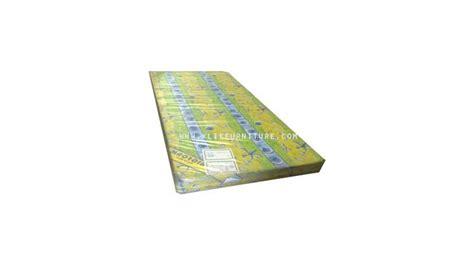 Multiplek Tebal 1 Cm kasur busa bigfoam standard tebal 14 cm garansi 1 tahun