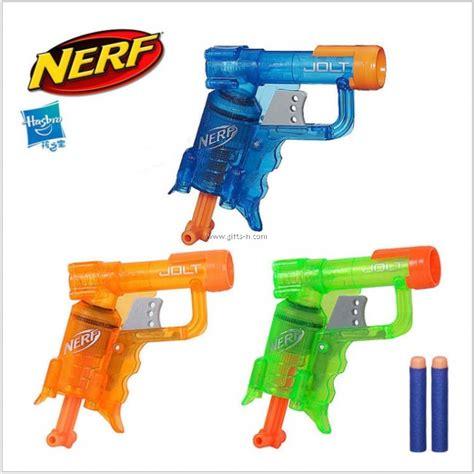 Nerf Jolt Blaster nerf n strike elite jolt transparent orange