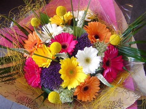 mother s day bouquet mothers day gerbera bouquet