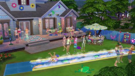 Backyard Stuff The Sims 4 Backyard Stuff Free Of