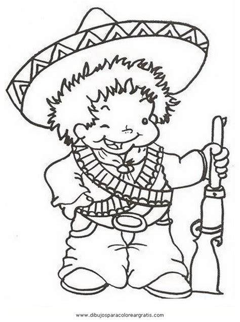 imagenes de la revolucion mexicana para niños a color porfirio diaz coloring pages