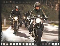 Motorradtouren Wer F Hrt Mit by Motorradthunder De Newsarchiv Die Andere Triumph