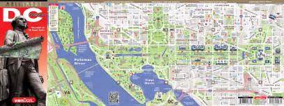 washington dc map of cities washington dc map by vandam washington dc mallsmart map city maps of washington dc