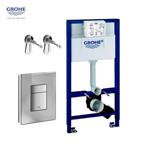 grohe rapid sl 3 in grohe rapid sl 3 in 1 wc frame pack uk bathrooms