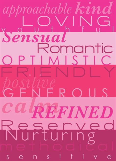 meaning of pink the meaning of pink my favorite color quotes advice