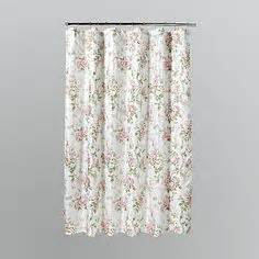 Pink Shower Curtains Fabric 1000 Images About Pink Bathroom On Shower Curtains Floral Shower Curtains And