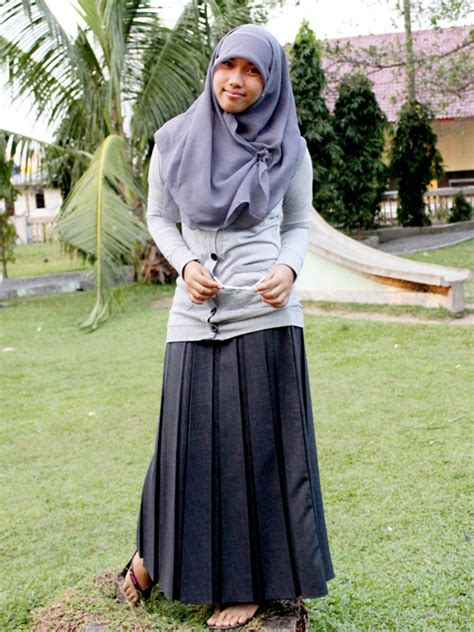 Dress Hitam Plisket other jilbab rok panjang