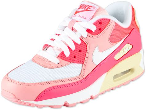 Nike Airmax Pink nike air max 90 w shoes pink white