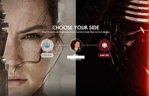 theme google chrome star wars how to remove the star wars theme from your google account