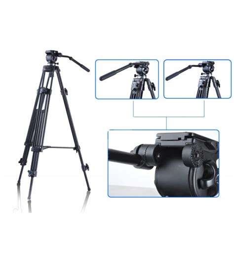 excell professional tripod vt 700