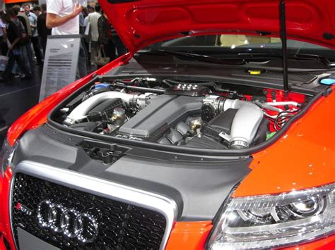 Audi Rs6 Motor by Audi Rs6 C5 2002 2004 C6 2008 2010 And C7 2012 On