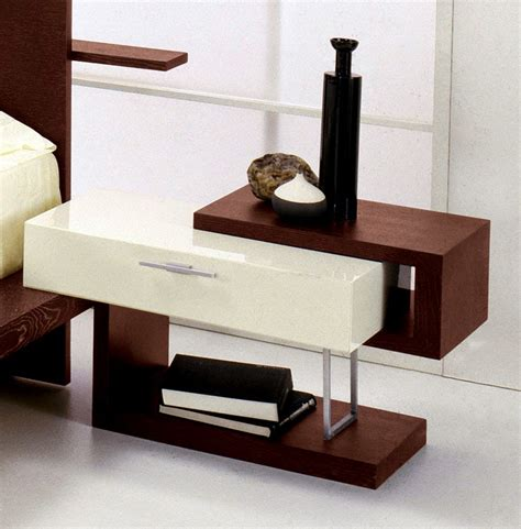 contemporary table bedroom home decor 30 unique ideas for bedroom nightstands