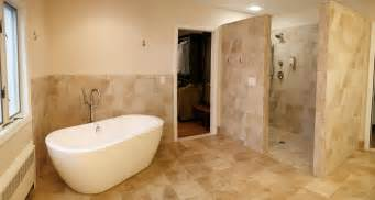 open shower design bathroom design trend open showers frameless showers