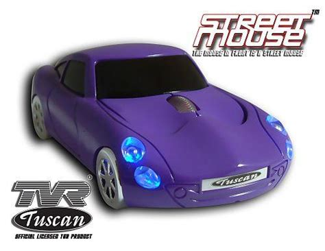 Wireless Sports Car Tvr Mouse by Tvr Car Mouse Wired Silver
