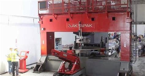 Mesin Grafir Logam Jual Mesin Fabrikasi Plat Logam Mesin Bodem Dish End Machine
