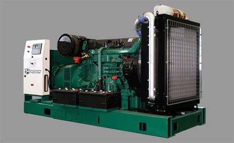 kw volvo diesel generator set americas generators