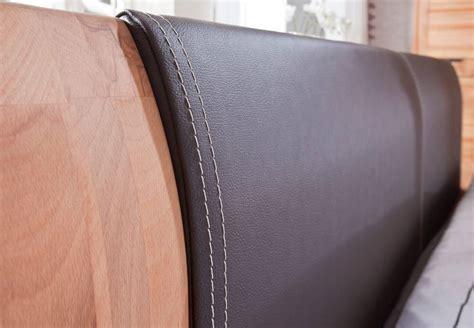 stanford doppelbett teilmassives bett inkl kopfpolster - Bett Kopfpolster