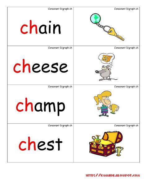 for kindergarten quot ch quot words worksheet for kindergarten students