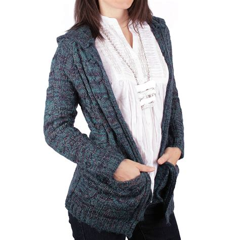 hooded cable knit cardigan ethyl cable knit cardigan sweater hooded for
