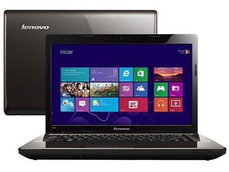Laptop Lenovo I5 G480 de r 1 598 00