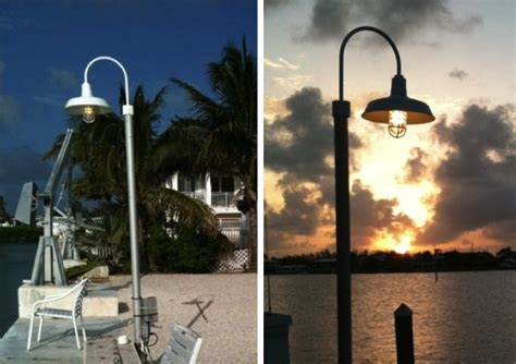 piling mounted dock lights lighting fixtures dock lighting fixtures boat low voltage