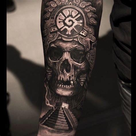 aztec cheif tattoo pinteres